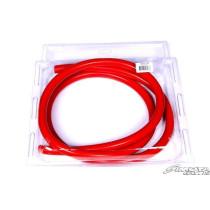 Univerzális silicone cső 12x18x212 cm Piros